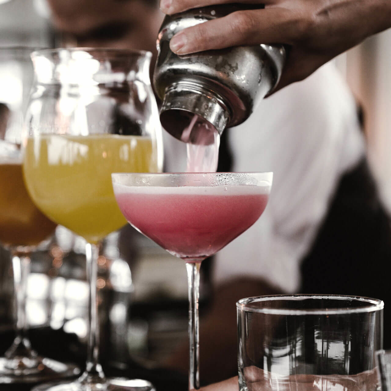Cocktailkurs Hotel Grischa