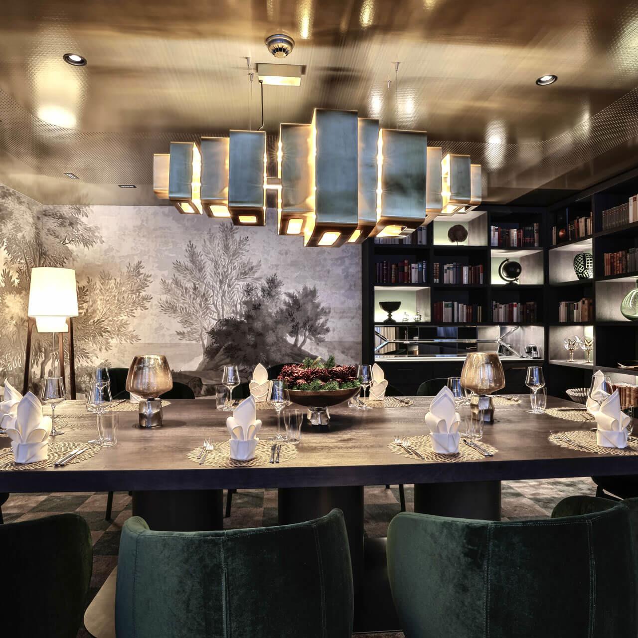 Grischa Schiahorn Private Dining